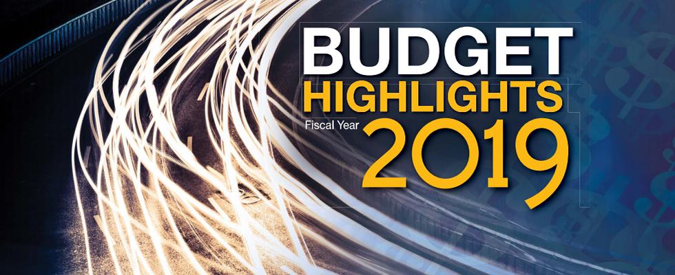 budget highlight banner