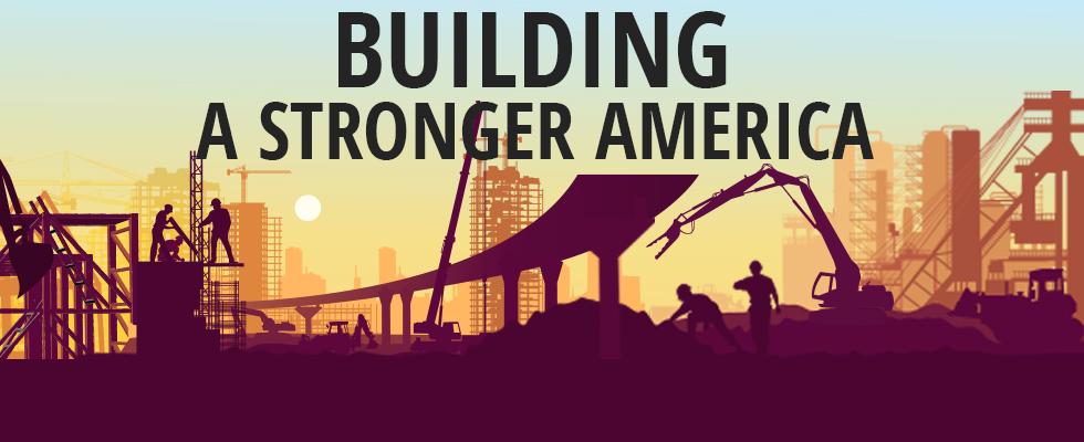 Hasil gambar untuk Building a Stronger America