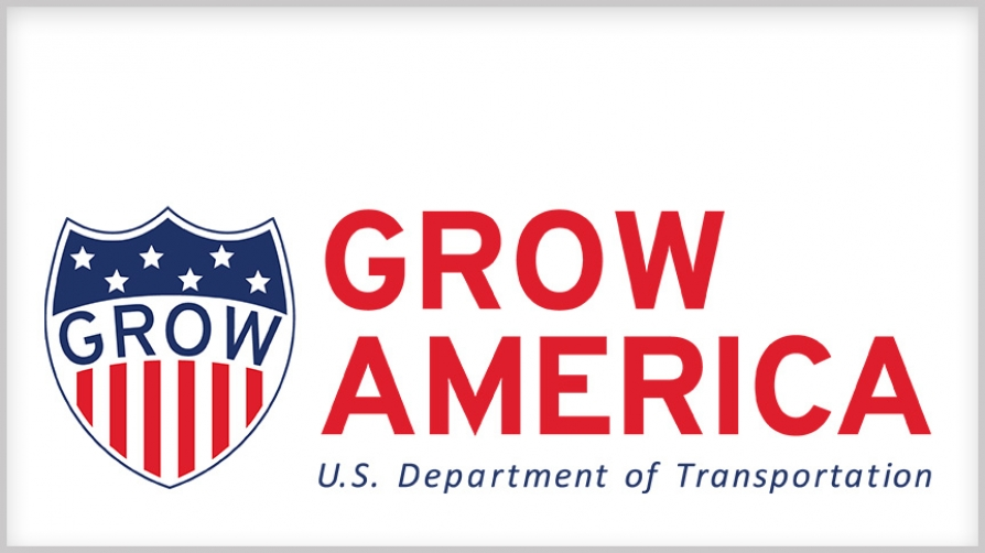 Grow America shield logo