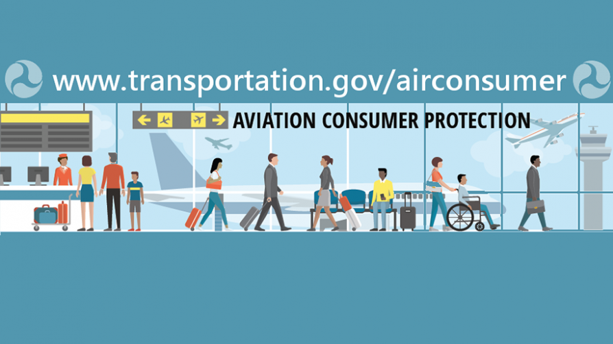 Aviation consumer protection slide