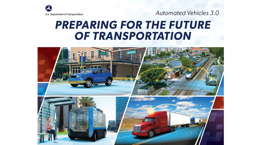 Preparing for the Future of Transportation: Automated Vehicle 3.0 banner