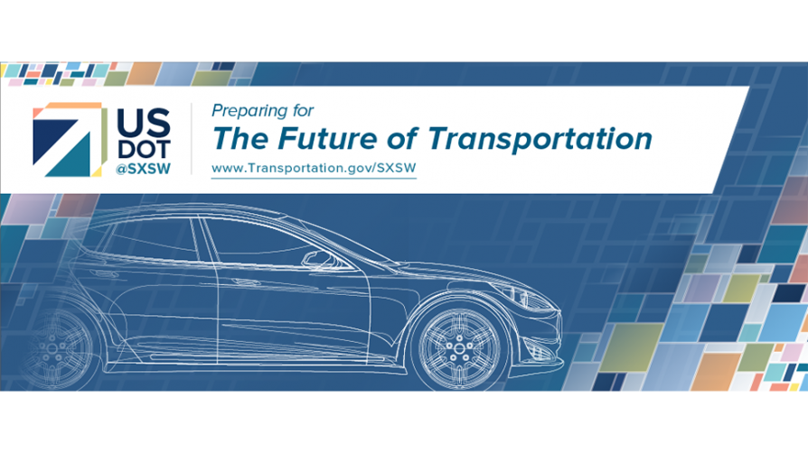 Preparing for the future of transportation banner