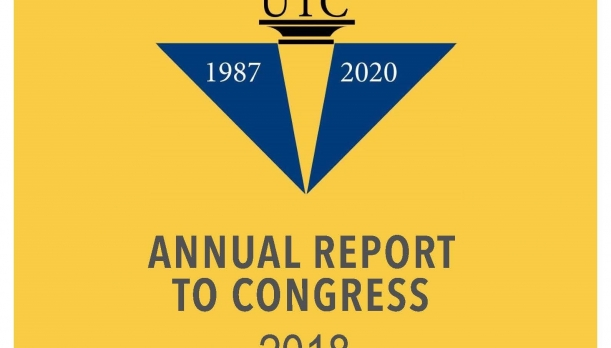 Image of 2018 UTC Annual Report cover