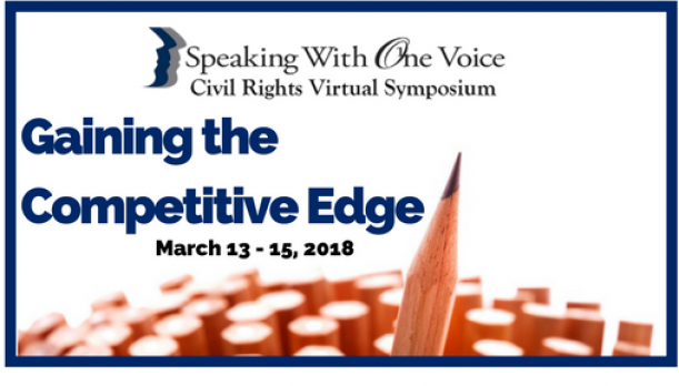 2018 DOT Virtual Civil Rights Symposium image