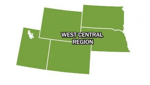 West Central Small Business Transportation Resource Center (SBTRC) Region