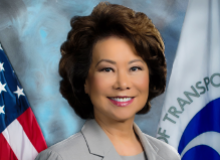 Photo of Secretary Chao